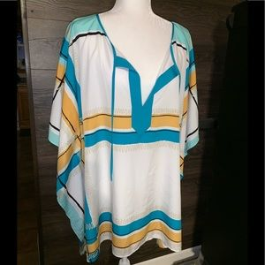 Lane Bryant shirt size 22/24 pretty